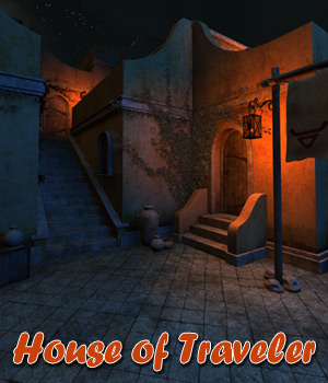House of Traveler 3D Models 1971s