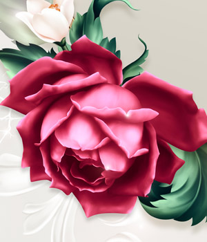 Moonbeam's Valentine Roses 2D Graphics Merchant Resources moonbeam1212