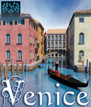 Venice for Poser 3D Models BlueTreeStudio