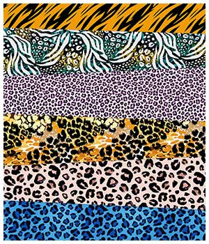 Wild Fabric Prints 2D Graphics Merchant Resources Medeina
