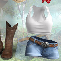 Country Fresh for Genesis 3 and Genesis 8 Females image 1