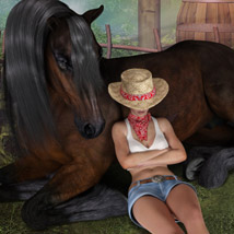 Country Fresh for Genesis 3 and Genesis 8 Females image 2