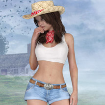 Country Fresh for Genesis 3 and Genesis 8 Females image 8