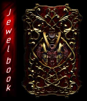 Jewel book 3D Models Nabi