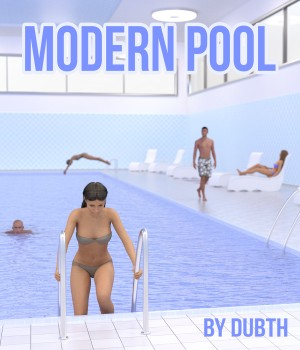 Modern Pool 3D Models DubTH
