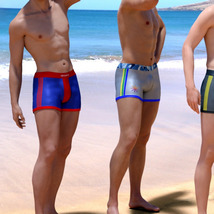Swim Wear Add On for OOT Intimates for Genesis 8 Male image 2