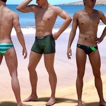 Swim Wear Add On for OOT Intimates for Genesis 8 Male image 4