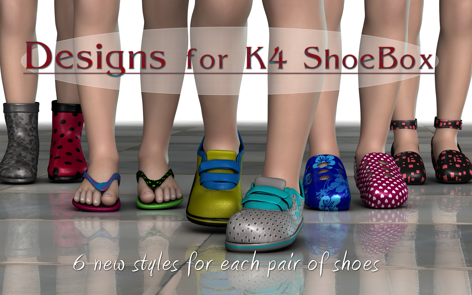 Design for K4 ShoeBox_Poser