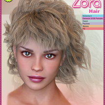Biscuits Zora Hair image 7