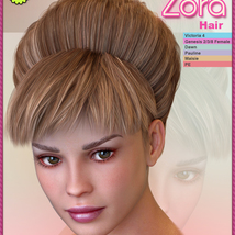 Biscuits Zora Hair image 8