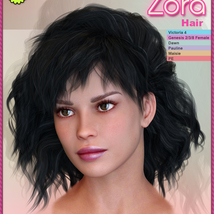 Biscuits Zora Hair image 9
