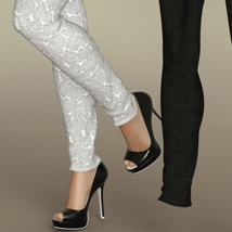 Fashion: Oh So Hot Pants for G3 and G8 Females image 7