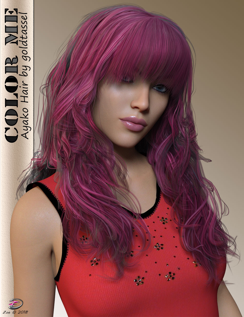 Colorme AyakoHair by Zoe