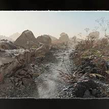 3D Scenery: Mystic Red Lands image 2