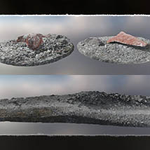 3D Scenery: Mystic Red Lands image 7