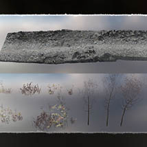 3D Scenery: Mystic Red Lands image 8