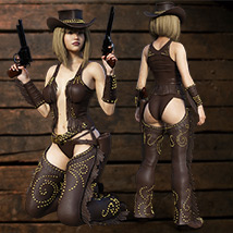 Fantasy CowGirl for G8 Females image 1