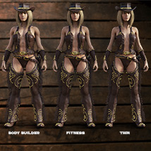 Fantasy CowGirl for G8 Females image 2