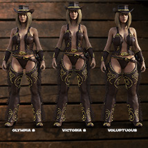 Fantasy CowGirl for G8 Females image 3