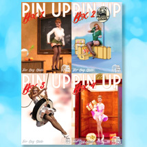 Pin Up Box BUNDLE for DS image 1