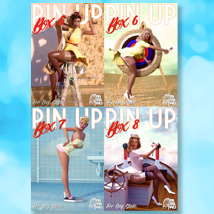 Pin Up Box BUNDLE for DS image 2