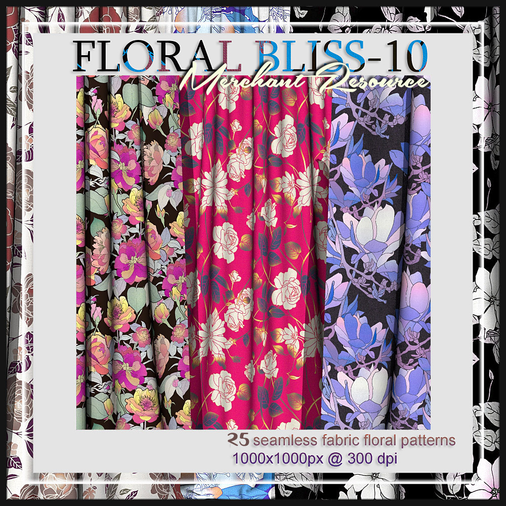 FLORAL BLISS-10