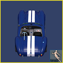 Shelby Cobra 427 - Extended License image 1