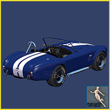 Shelby Cobra 427 - Extended License image 2