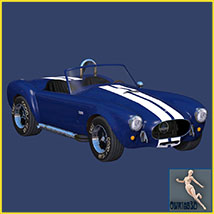 Shelby Cobra 427 - Extended License image 3
