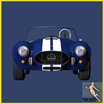 Shelby Cobra 427 - Extended License image 4