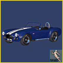Shelby Cobra 427 - Extended License image 5