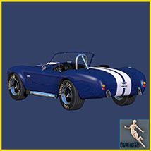 Shelby Cobra 427 - Extended License image 6