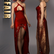 Affair for dForce Gala Gown image 1