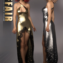 Affair for dForce Gala Gown image 3