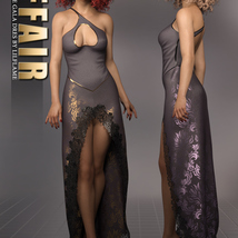 Affair for dForce Gala Gown image 5