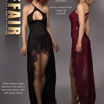 Affair for dForce Gala Gown image 6
