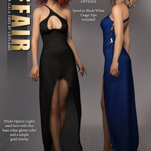 Affair for dForce Gala Gown image 7