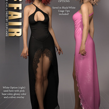 Affair for dForce Gala Gown image 8