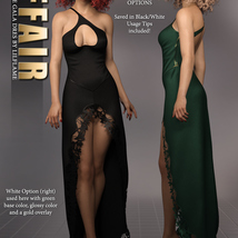 Affair for dForce Gala Gown image 9