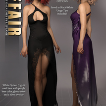 Affair for dForce Gala Gown image 10