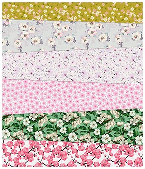 Sakura Fabric Prints 2D Graphics Merchant Resources Medeina