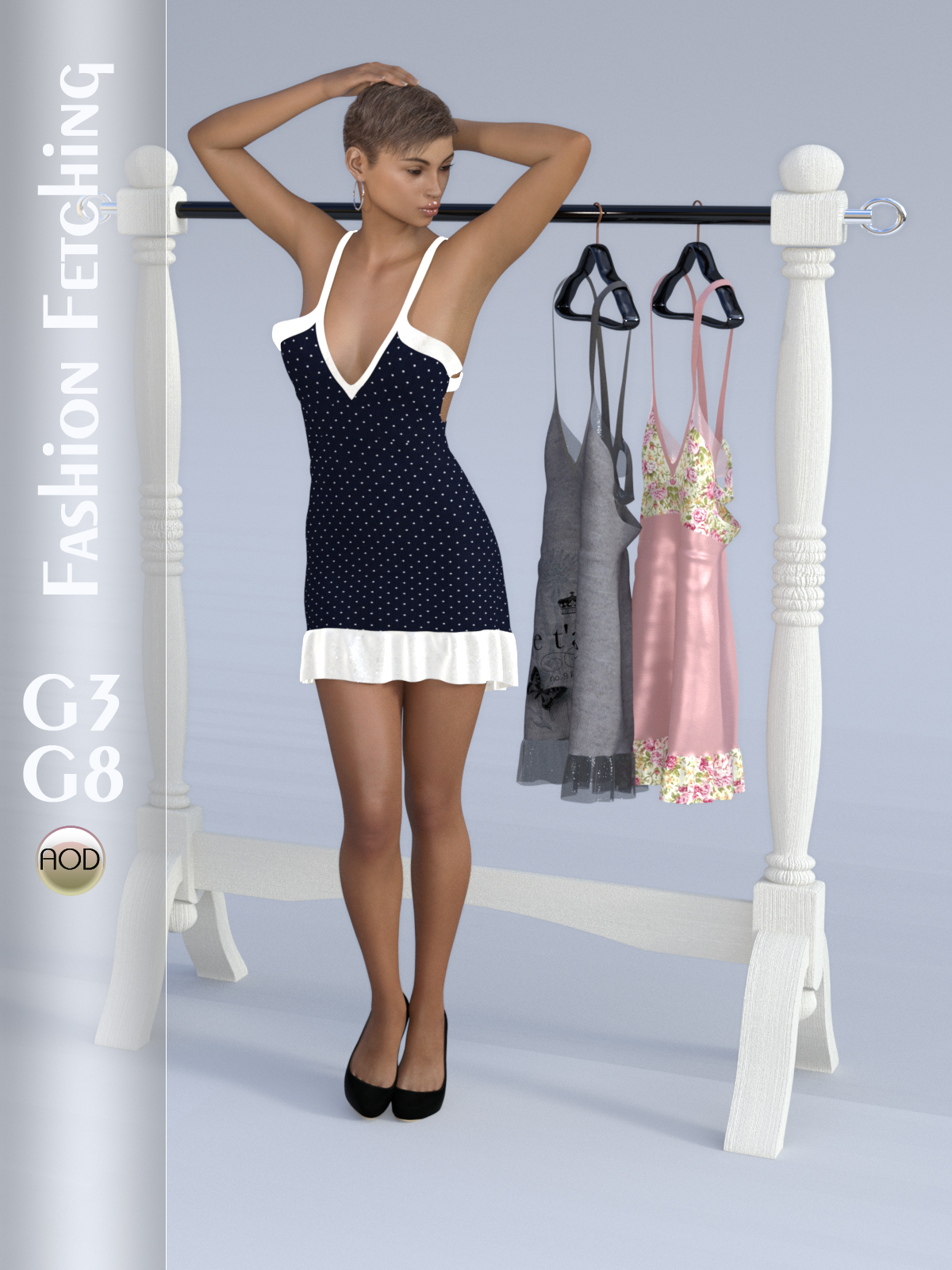 Fashion: Fetching G3/G8