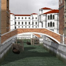 Canal Town for Poser image 3