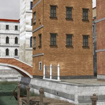 Canal Town for Poser image 4