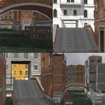 Canal Town for Poser image 11