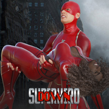 SuperHero Down for G8F and G8M Volume 1 image 1