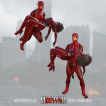 SuperHero Down for G8F and G8M Volume 1 image 2