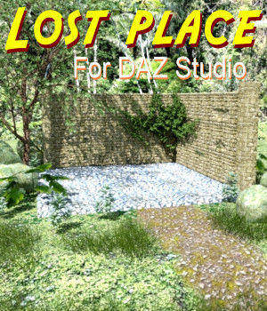 Lost place DAZ 3D Models JeffersonAF