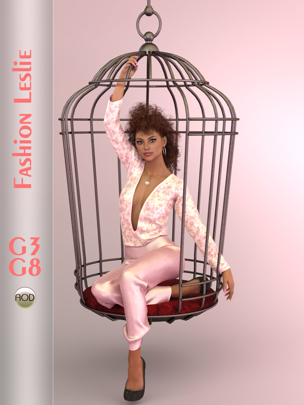 Fashion: Leslie G3/G8