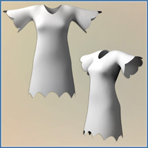 Alice Dress and 10 Styles for Project Evolution  image 10